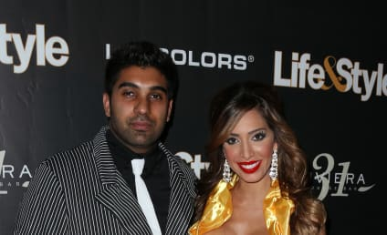Farrah Abraham & Simon Saran: Back Together For Some Reason