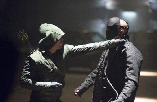 Arrow Episode Picture