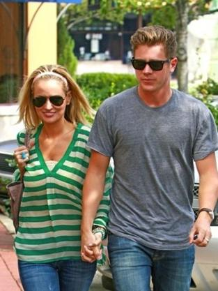 Emily Maynard and Jef Holm Picture