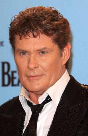 It's the Hoff!