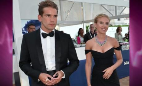 Scarlett Johansson: Pregnant with First Child!