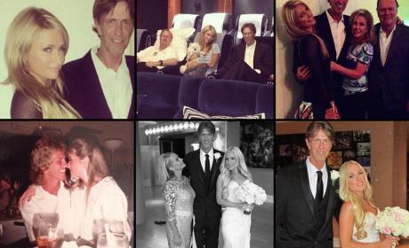 Paris Hilton Mourns the Loss of Monty Brinson