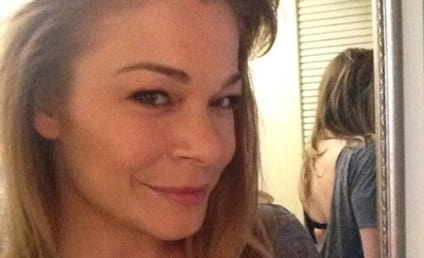 LeAnn Rimes Threatens to Kick Radio Host's Ass On the Air
