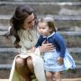 Kate Middleton Wardrobe Malfunction Image