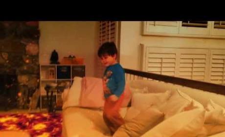 Action Movie Kid: The Floor Is Lava!