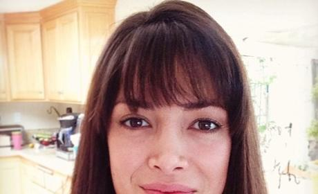 Nicole Johnson: Bangs Selfie