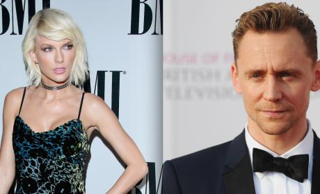 Tom Hiddleston: Caught Kissing Taylor Swift!!!!!