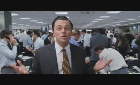 The Wolf of Wall Street Trailer: Released!