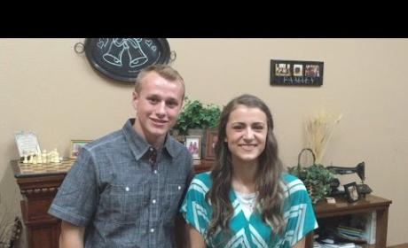 Marjorie Jackson and Josiah Duggar: We're Courting!