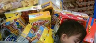 Boxed in By Velveeta