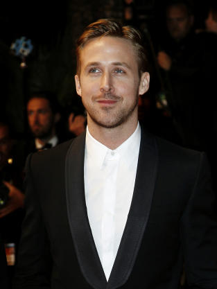 Ryan Gosling in a Tux