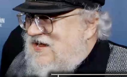 George R.R. Martin at Comic Con: I Like Boobies, Not Weenies!