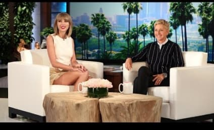 Taylor Swift Reveals Her Greatest Fears on Ellen: I Wouldn't Survive in Prison!