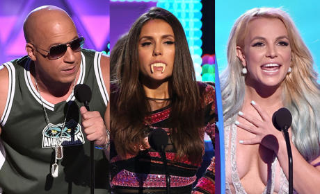 Teen Choice Awards 2015: Best & Worst Moments!
