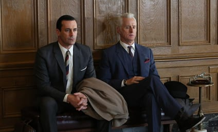 Mad Men Review: Looking For Immediate Release