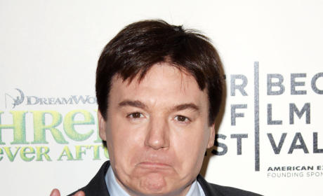 Mike Myers Photograph