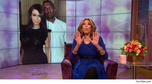 Wendy Williams Bashes Kimye