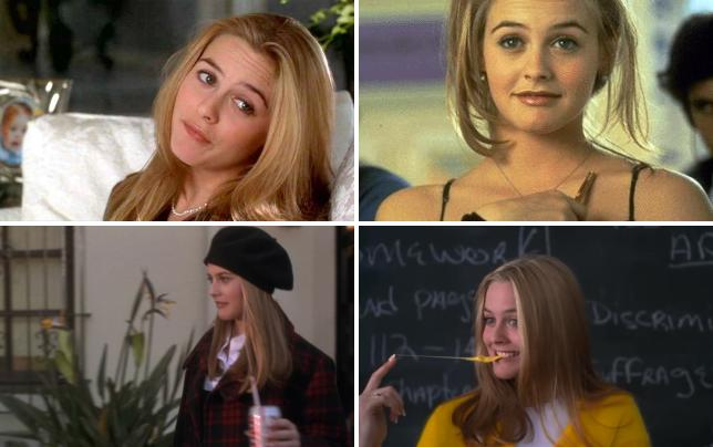 Alicia silverstone as cher horowitz