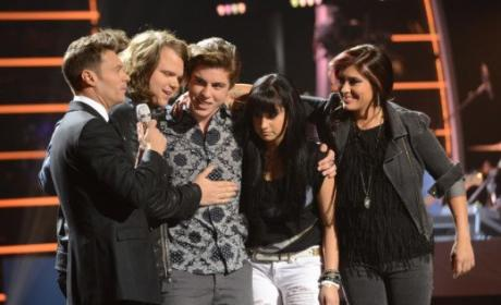 American Idol Finalists Slam Elimination Night Twist