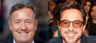 Piers Morgan Slams Robert Downey Jr.: What a Prima Donna!