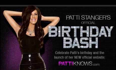 Patti Stanger Birthday Party