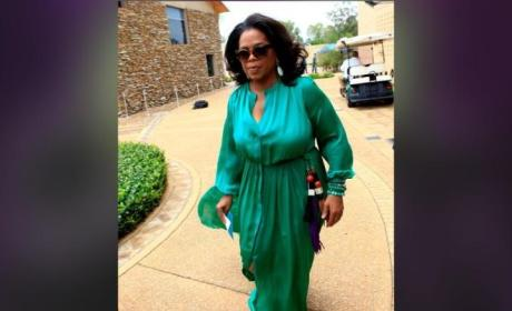 Oprah to Buy Los Angeles Clippers?!