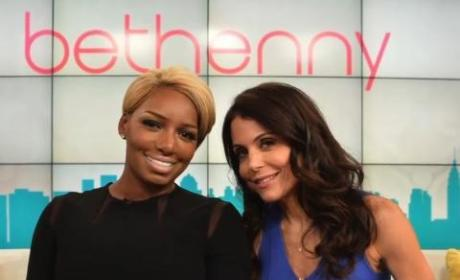 Bethenny Frankel Blames Ellen DeGeneres, Weak Booking for Low Talk Show Ratings