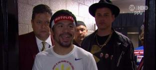 Jimmy Kimmel Tried, Failed to Mock Justin Bieber at Mayweather-Pacquiao Fight