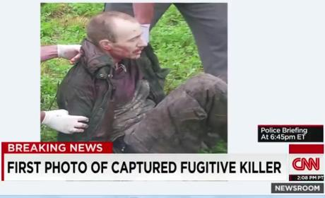 David Sweat: Shot and Captured in Upstate New York