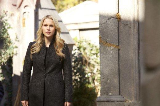 Claire Holt as Rebekah