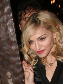 Madonna in Argentina