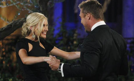 Chris Soules and Whitney Bischoff Image