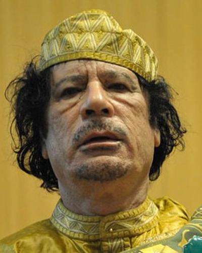 Moammar Gadhafi Picture