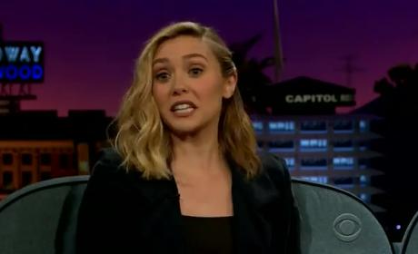 Elizabeth Olsen Talks Taylor Swift Encounter
