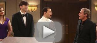 Two and a Half Men Season 12 Episode 2 Recap: Alan and Walden Get Married!!