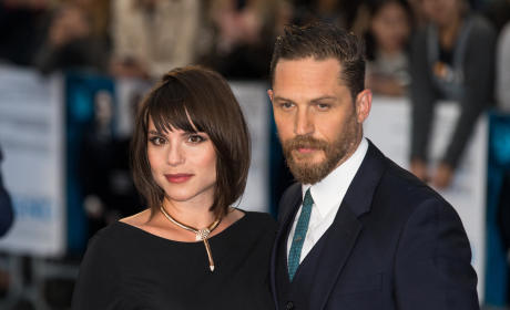 Tom Hardy & Charlotte Riley Welcome First Child Together!