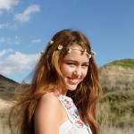 Miley the Hippie