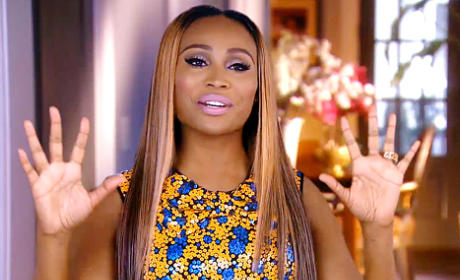 Cynthia Bailey on Real Housewives of Atlanta
