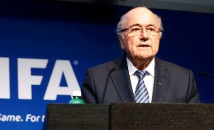 Sepp Blatter Resigns as FIFA President, Stuns Soccer World