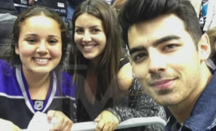 Joe Jonas Endorses Winning High School President: Watch His Speech!