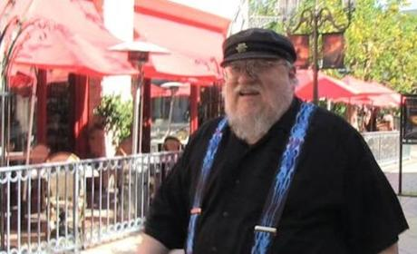 George R.R. Martin Talks Game of Thrones