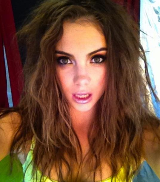 McKayla Maroney Hair