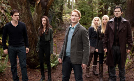 Breaking Dawn Kills Brad Pitt, Rules Box Office Once Again