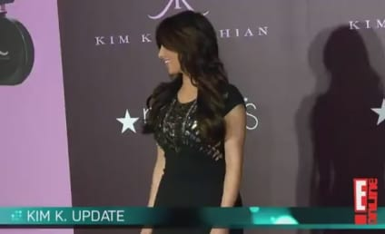 Bret Lockett on Kim Kardashian Affair: Via Cell Phone!