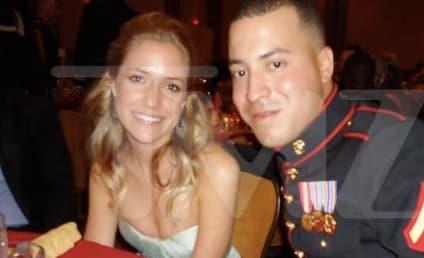 Kristin Cavallari Attends Marine Corps Ball
