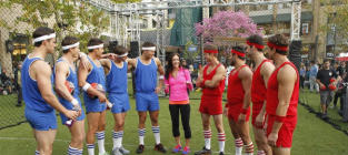 The Bachelorette Recap: Dodgeball!