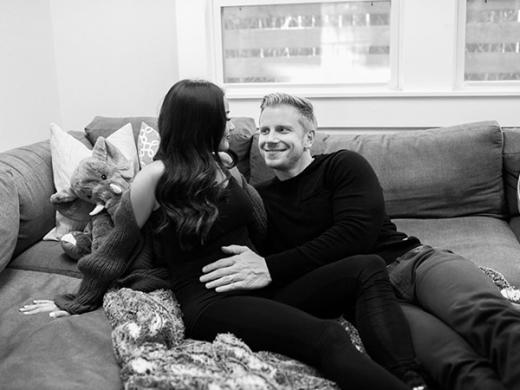 Sean Lowe and Catherine Giudici Pregnancy Announcement