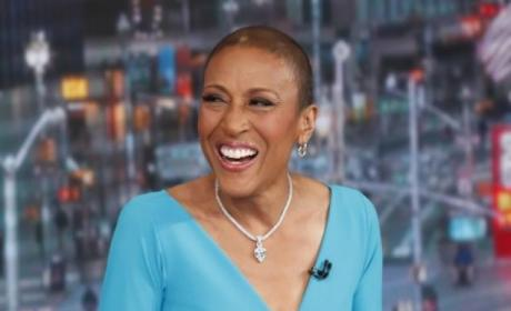 Robin Roberts to Receive Courage Award at 2013 ESPYs