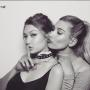 Gigi Hadid and Hailey Baldwin