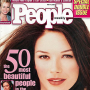 Catherine Zeta-Jones People Cover